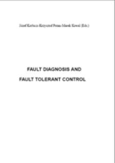 Fault diagnosis and fault tolerant control
