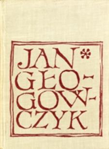 Jan Głogowczyk