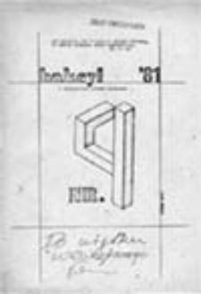 Bakcyl: o Towarzystwie Kursów Naukowych, nr 4 (1981)