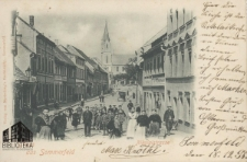 Lubsko / Sommerfeld; Gruss aus Sommerfeld