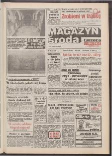 Gazeta Lubuska : magazyn środa : dawniej Zielonogórska-Gorzowska R. XLI [właśc. XLII], nr 40 (17 lutego 1993). - Wyd. 1