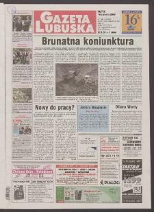 Gazeta Lubuska R. XLVIII [właśc. XLIX], nr 140 (16 czerwca 2000). - Wyd. A