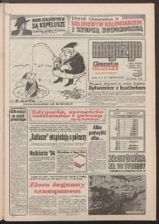 Gazeta Lubuska : magazyn : dawniej Zielonogórska-Gorzowska R. XLII [właśc. XLIII], nr 304 (31 grudnia 1994 - 1 stycznia 1995). - Wyd. 1