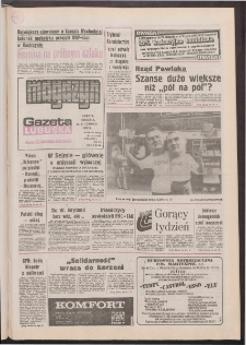 Gazeta Lubuska : magazyn : dawniej Zielonogórska-Gorzowska R. XL [właśc. XLI], nr 143 (20/21 czerwca 1992). - Wyd. 1
