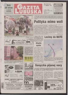 Gazeta Lubuska R. XLVI [właśc. XLVII], nr 203 (31 sierpnia 1998). - Wyd 1