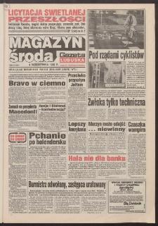 Gazeta Lubuska : magazyn środa : dawniej Zielonogórska-Gorzowska R. XLIII [właśc. XLIV], nr 231 (4 października 1995). - Wyd. 1