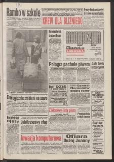 Gazeta Lubuska : magazyn : dawniej Zielonogórska-Gorzowska R. XLIII [właśc. XLIV], nr 234 (7/8 października 1995). - Wyd. 1