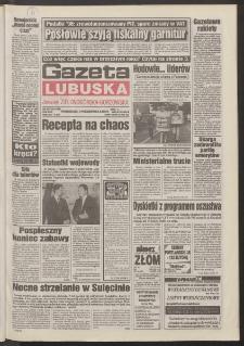 Gazeta Lubuska : dawniej Zielonogórska-Gorzowska R. XLIII [właśc. XLIV], nr 235 (9 października 1995). - Wyd. 1