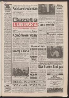 Gazeta Lubuska : dawniej Zielonogórska-Gorzowska R. XLIII [właśc. XLIV], nr 236 (10 października 1995). - Wyd. 1