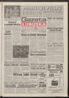 Gazeta Lubuska : dawniej Zielonogórska-Gorzowska R. XLIII [właśc. XLIV], nr 238 (12 października 1995). - Wyd. 1