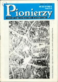 Pionierzy: czasopismo społeczno - historyczne, R. 2, 1997, nr 2 (2)