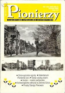 Pionierzy: czasopismo społeczno - historyczne, R. 9, 2004, nr 1 (22)