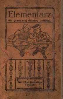 Elementarz dla grzecznej dziatwy polskiej