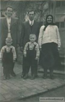 Rodzina Wilk - fotografia