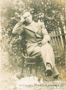 Michał Tkaczyk, syn Jana - fotografia