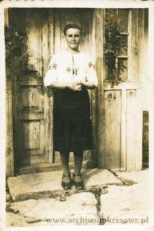 Zofia Czerniecka, córka Andrzeja - fotografia