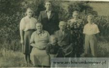 Zofia Czerniecka, córka Andrzeja - fotografia rodzinna