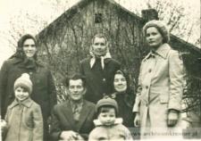 Rodzina z Ukrainy - fotografia