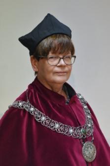 Dziekan Wydziału Humanistycznego UZ dr hab. Małgorzata Łuczyk, prof.UZ
