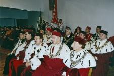 Inauguracja roku akademickiego 2001-2002 Uniwersytetu Zielonogórskiego [3]