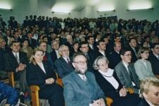 Inauguracja roku akademickiego 2001-2002 Uniwersytetu Zielonogórskiego [6]