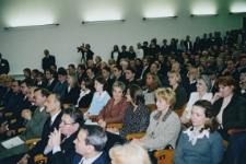 Inauguracja roku akademickiego 2001-2002 Uniwersytetu Zielonogórskiego [7]