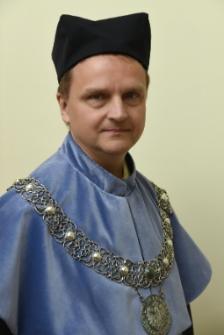 Dziekan Wydziału Fizyki i Astronomii prof. dr hab. Andrzej Drzewiński
