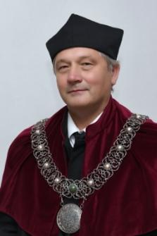 Dziekan Wydziału Humanistycznego dr hab. Jarosław Dudek, prof. UZ