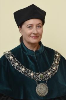 Dziekan Wydziału Nauk Biologicznych prof. dr hab. Beata Gabryś