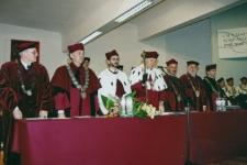 Inauguracja roku akademickiego 2001-2002 Uniwersytetu Zielonogórskiego [1]